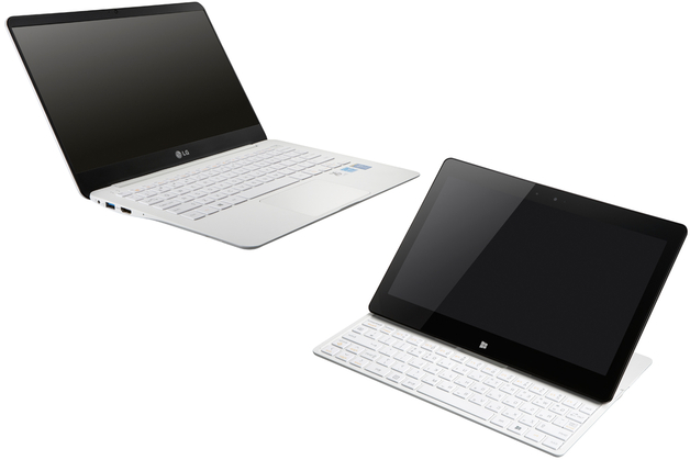 LG will show off streamlined Ultra PC laptop and Tab-Book 2 hybrid tablet next week at CES