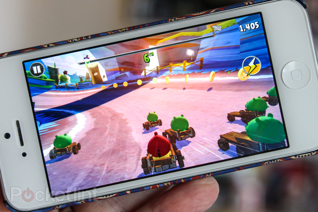 Angry Birds Go! is go… download it for Android, iOS, Windows Phone 8 or BB10 now